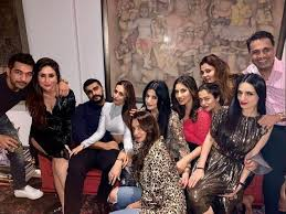 arjun-kapoor-and-malaika-arora-party