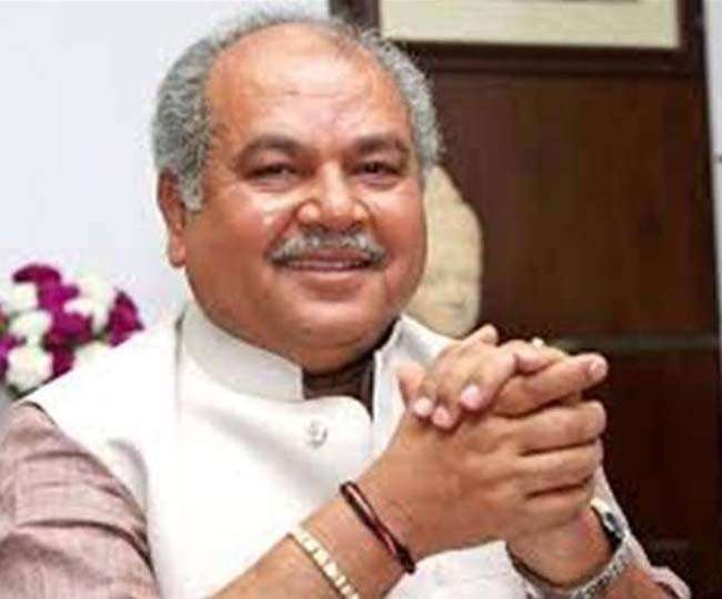 narendra-singh-tomar-took-over-the-front-to-remove